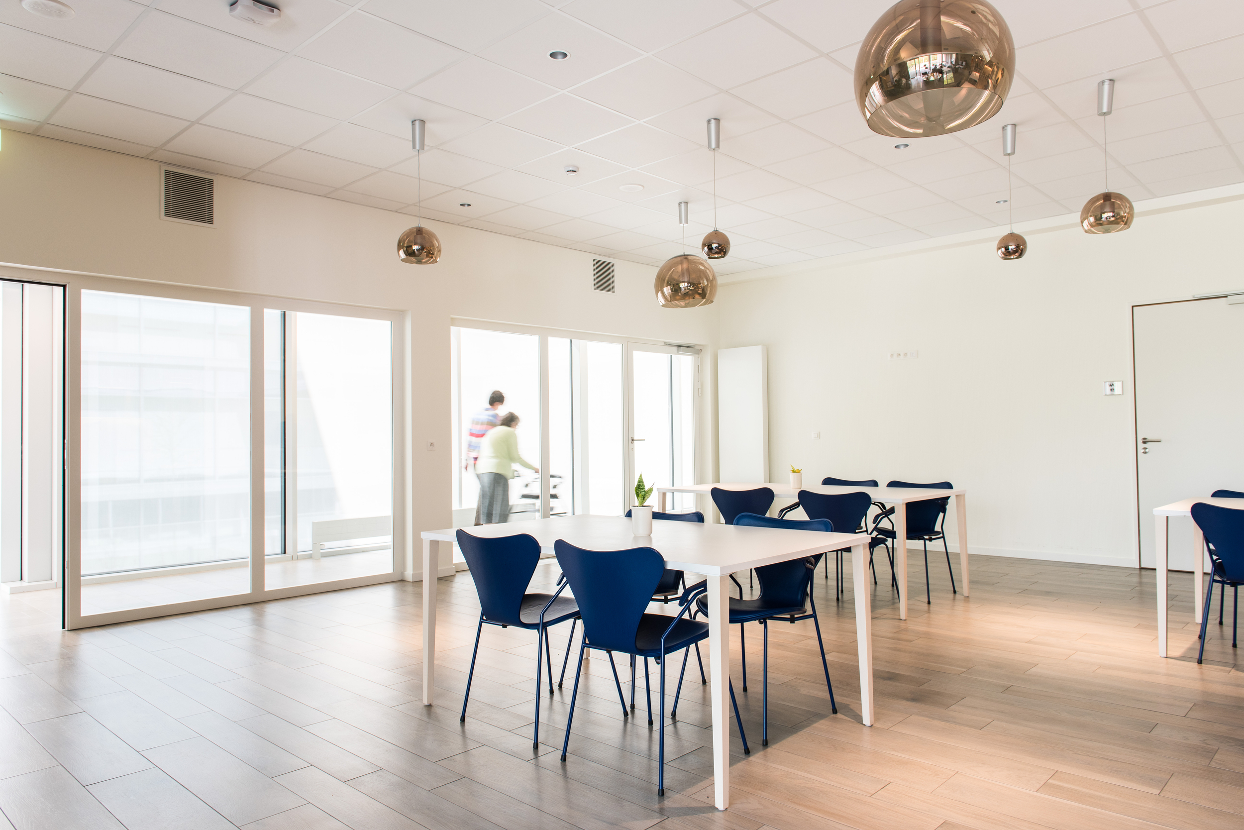 Woonzorgcentrum van lierde groep van roey for Boeckx interieur